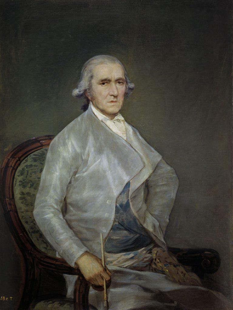 Портрет Франсиско Байе