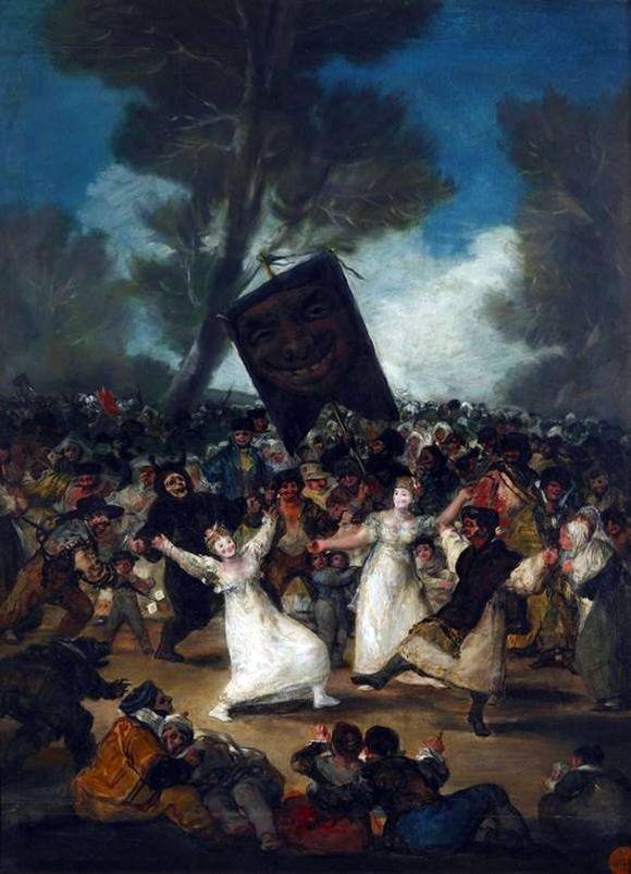 Похороны сардинки