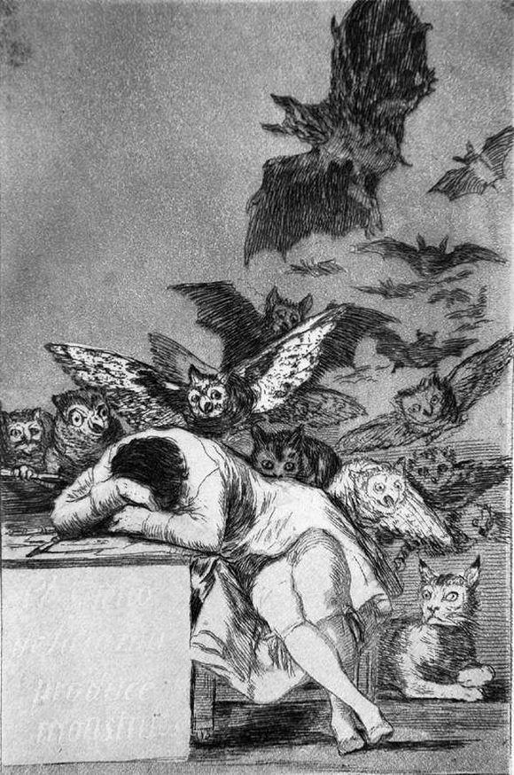 Сон разума рождает чудовищ