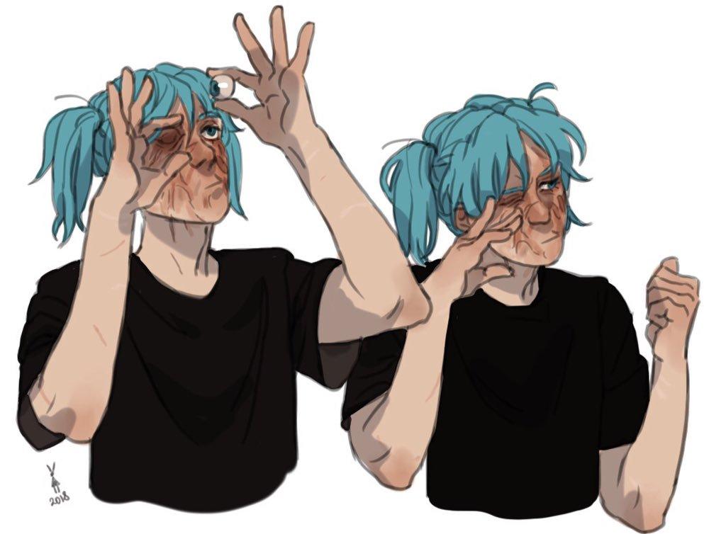 Салли фейс без маски 101