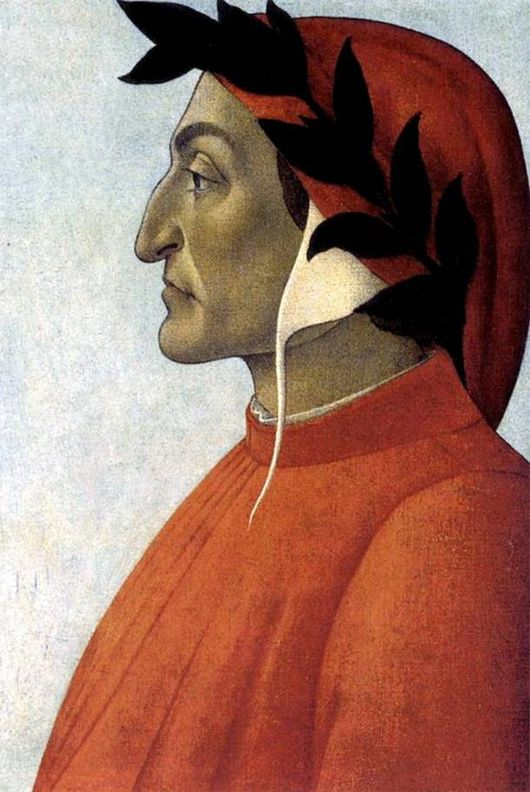 Портрет Данте