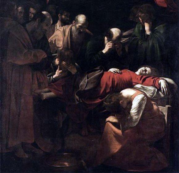 Смерть Марии Караваджо