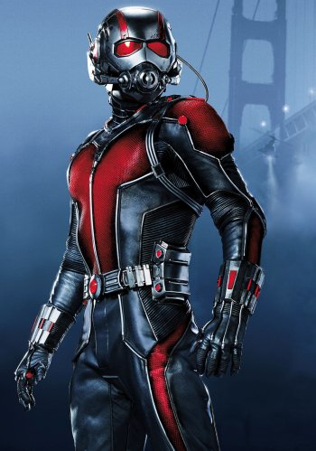 человек-муравей фото