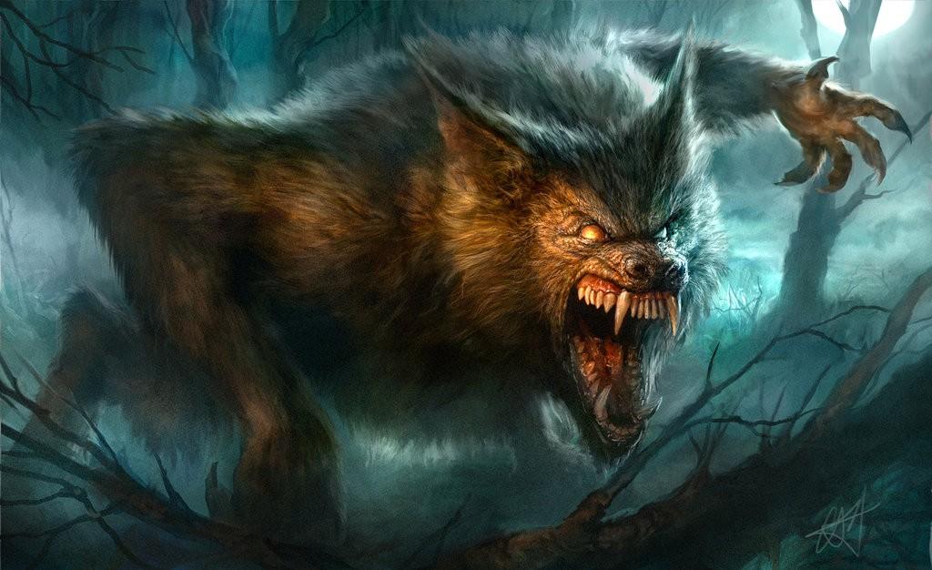 волк оборотень 11