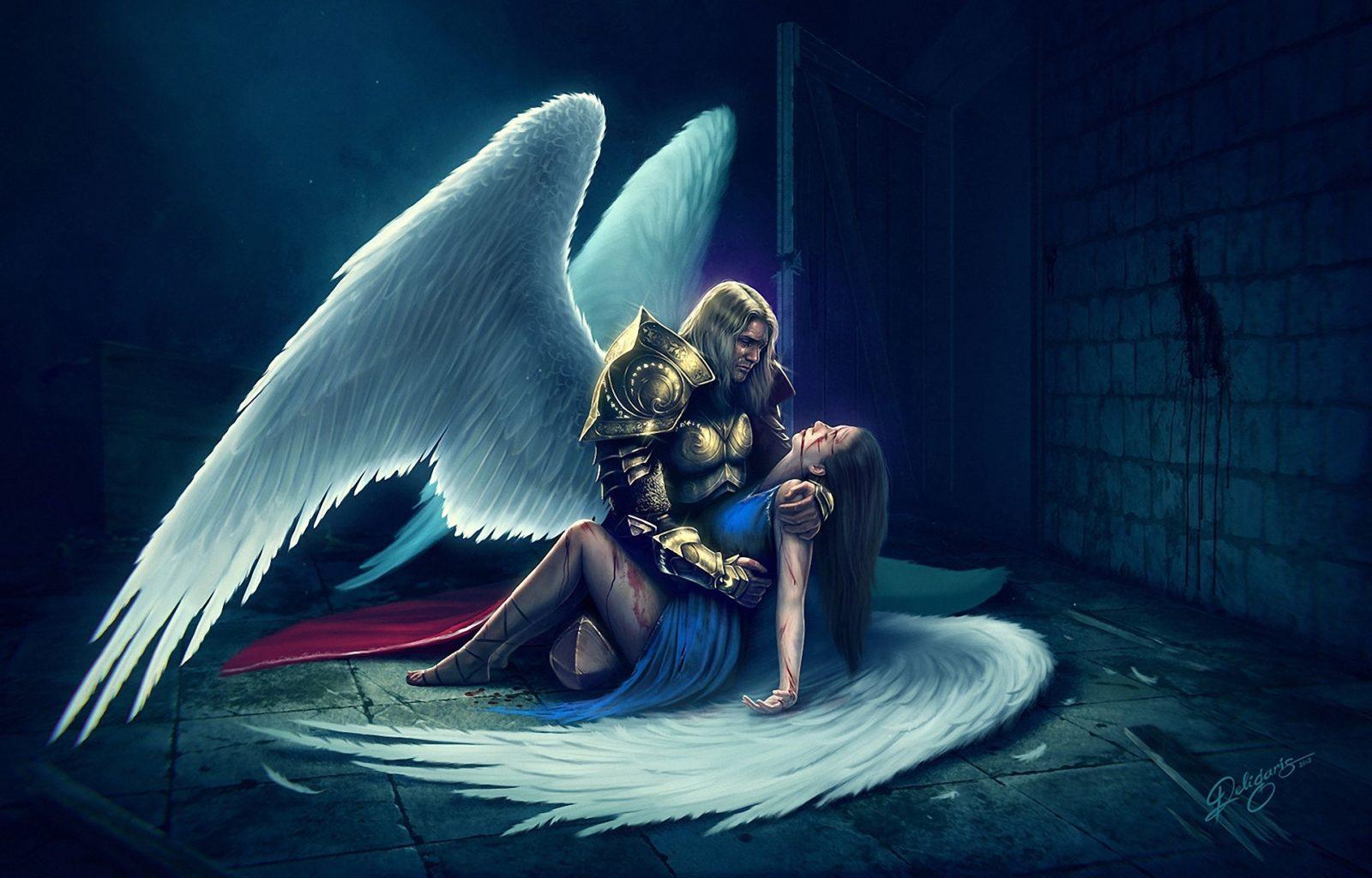 фэнтези ангелы 3