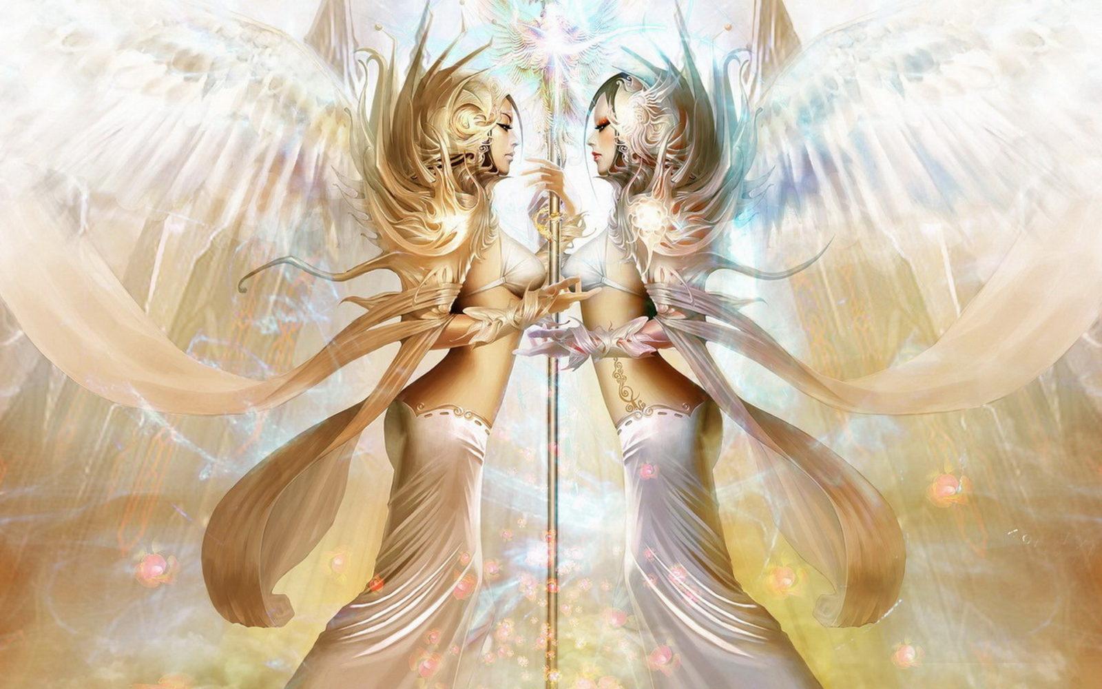 фэнтези ангелы 6