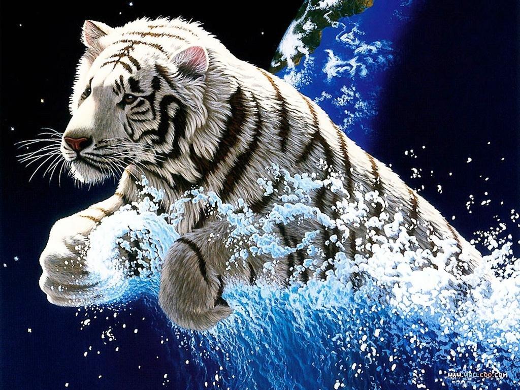 Магический тигр 2