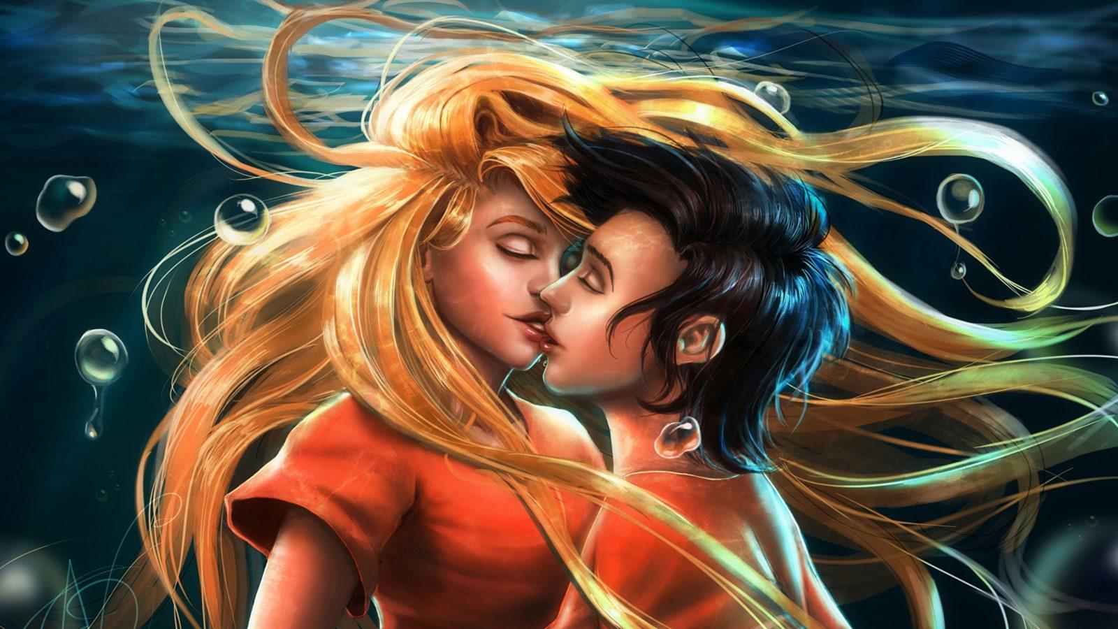 поцелуй фэнтези 2