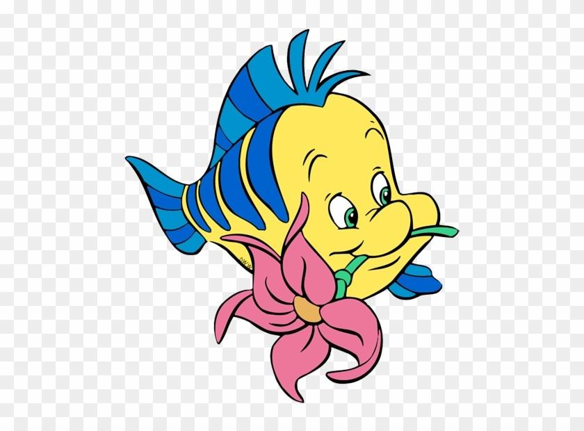 Рыбка Флаундер фото