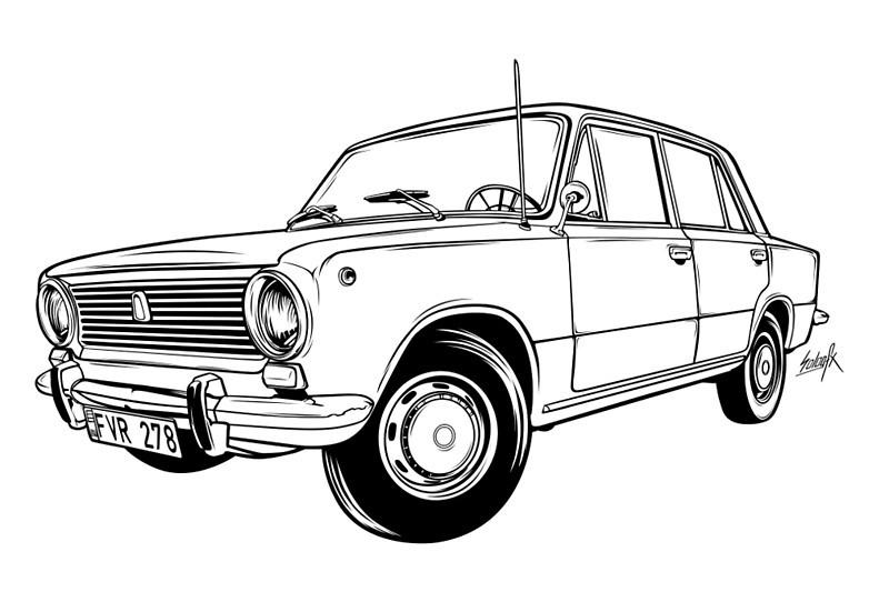 Раскраски машины | andrey-eltsov.ru