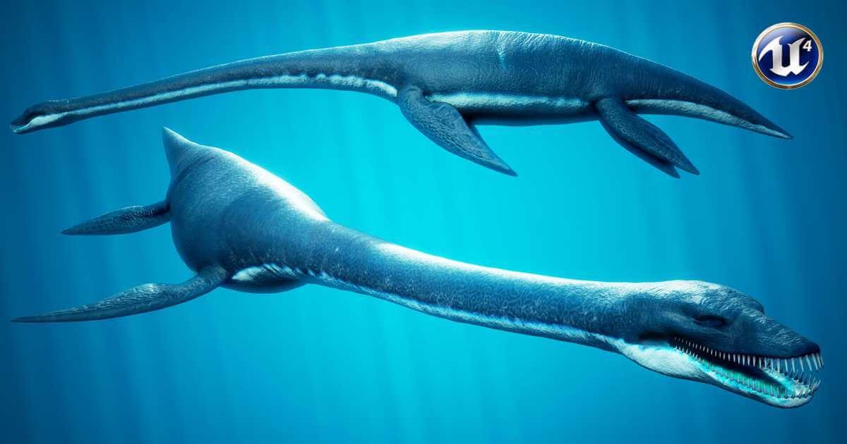 плезиозавр фото 4