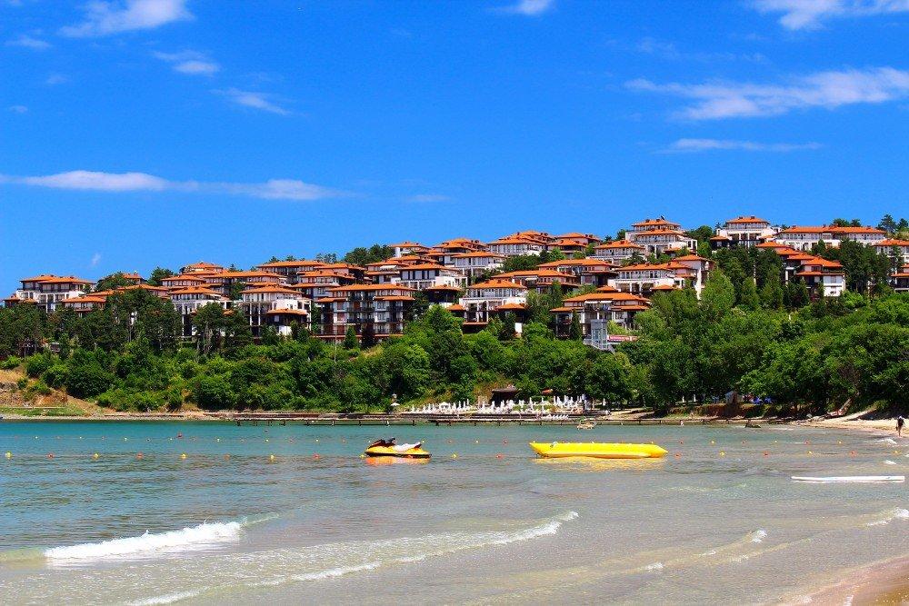 Море в Болгарии фото