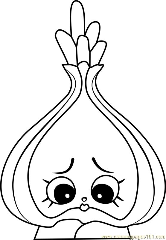 Раскраска лук