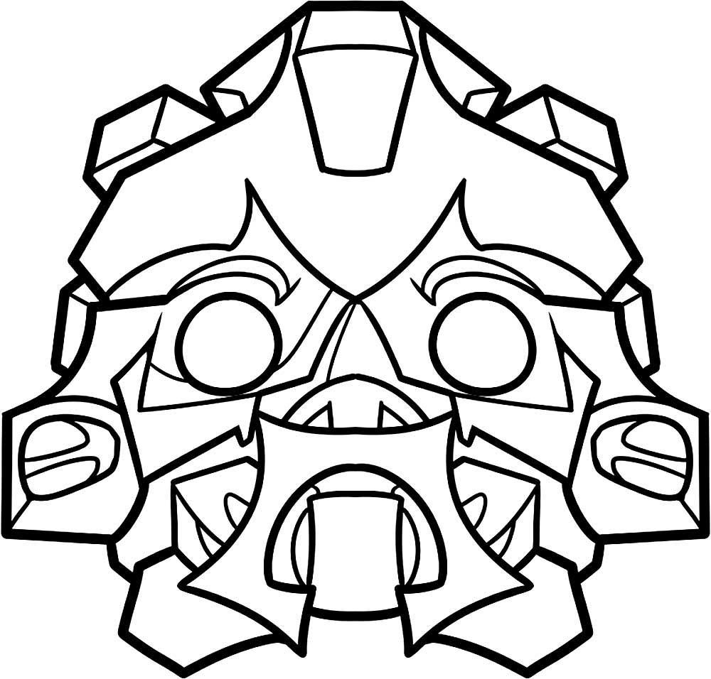 Голова Бамблби