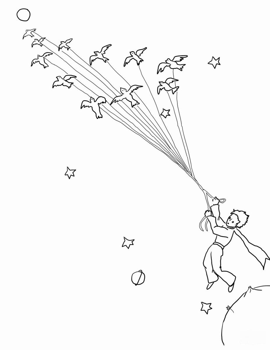 Маленький принц в полёте 2