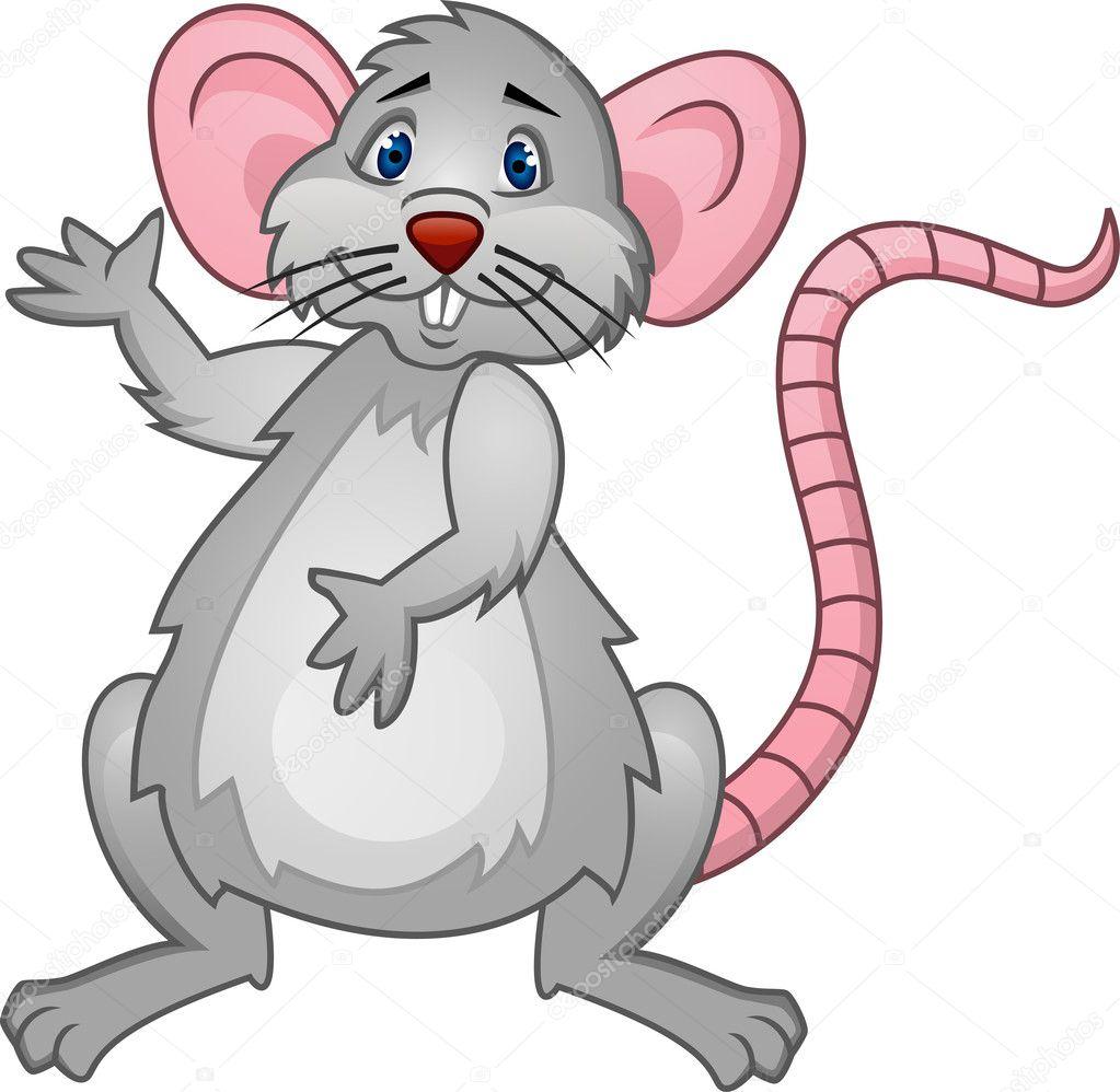 крыса рисунок 44