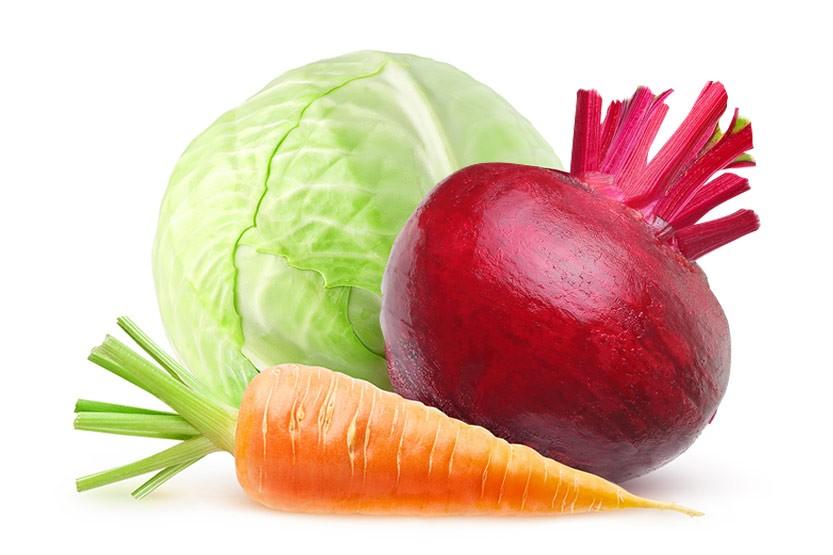 капуста, морковь, свекла фото