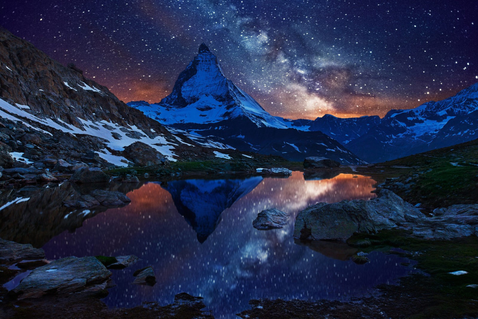 ночные горы 4