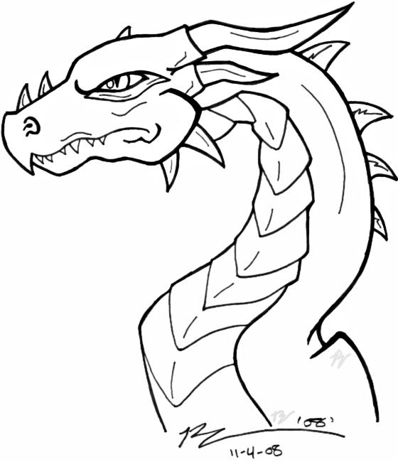 Злой дракон 22