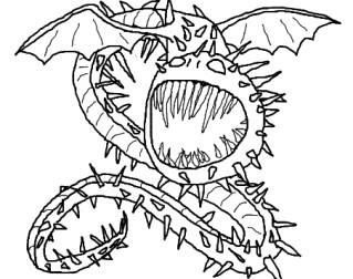 Дракон Шёпот смерти