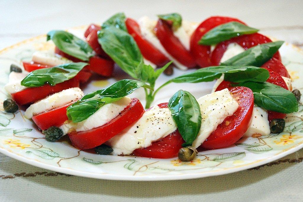 Красивый салат 8