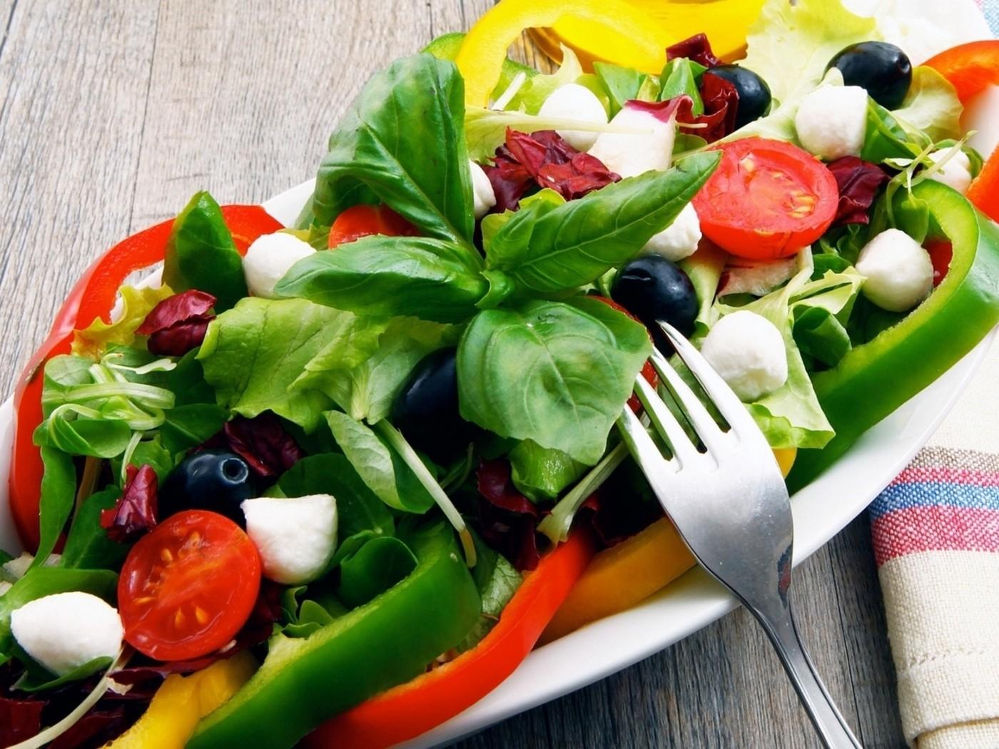 красивый салат 5