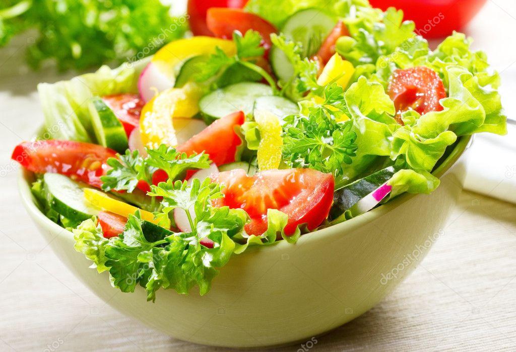 Красивый салат 11