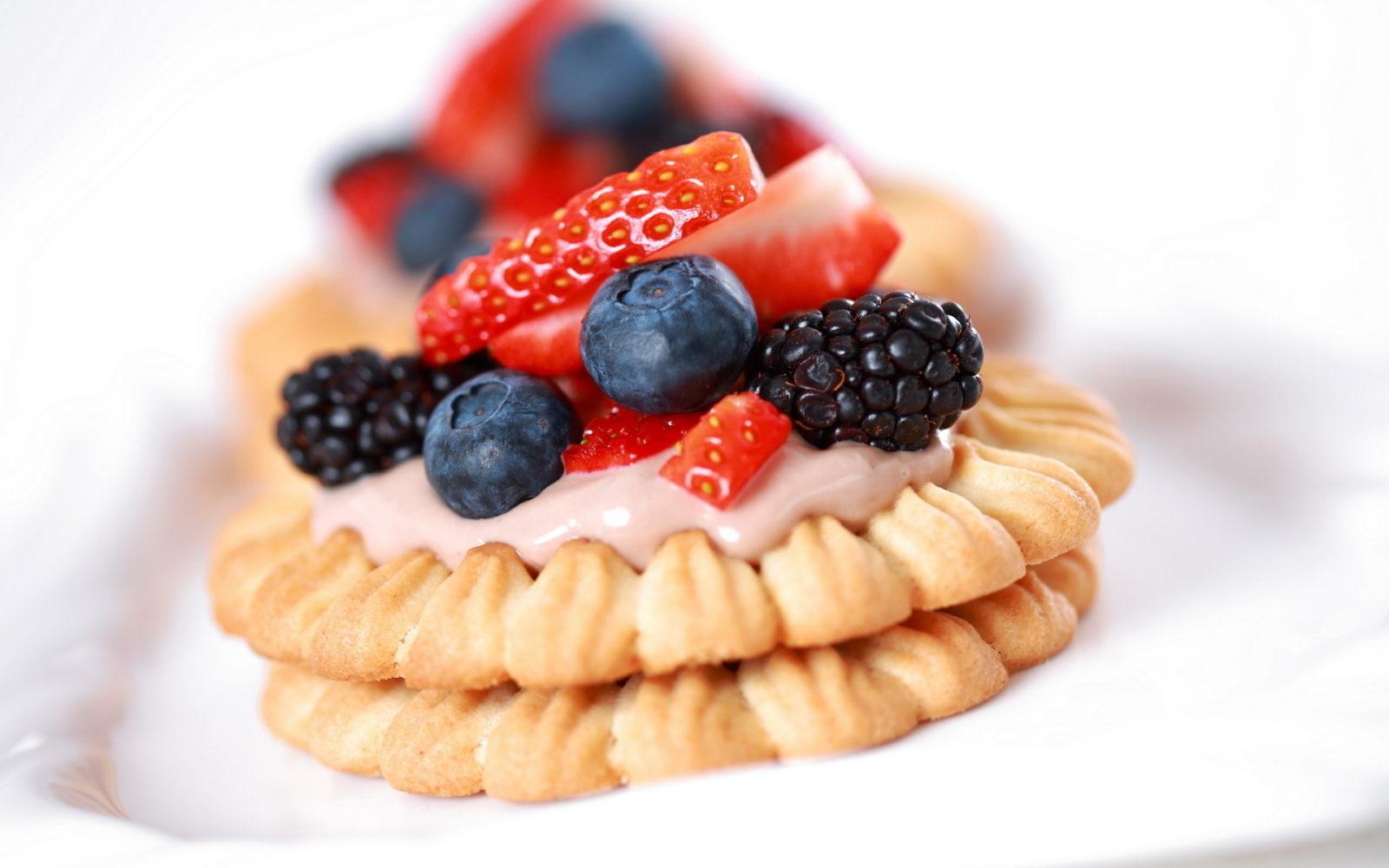 Красивое печенье