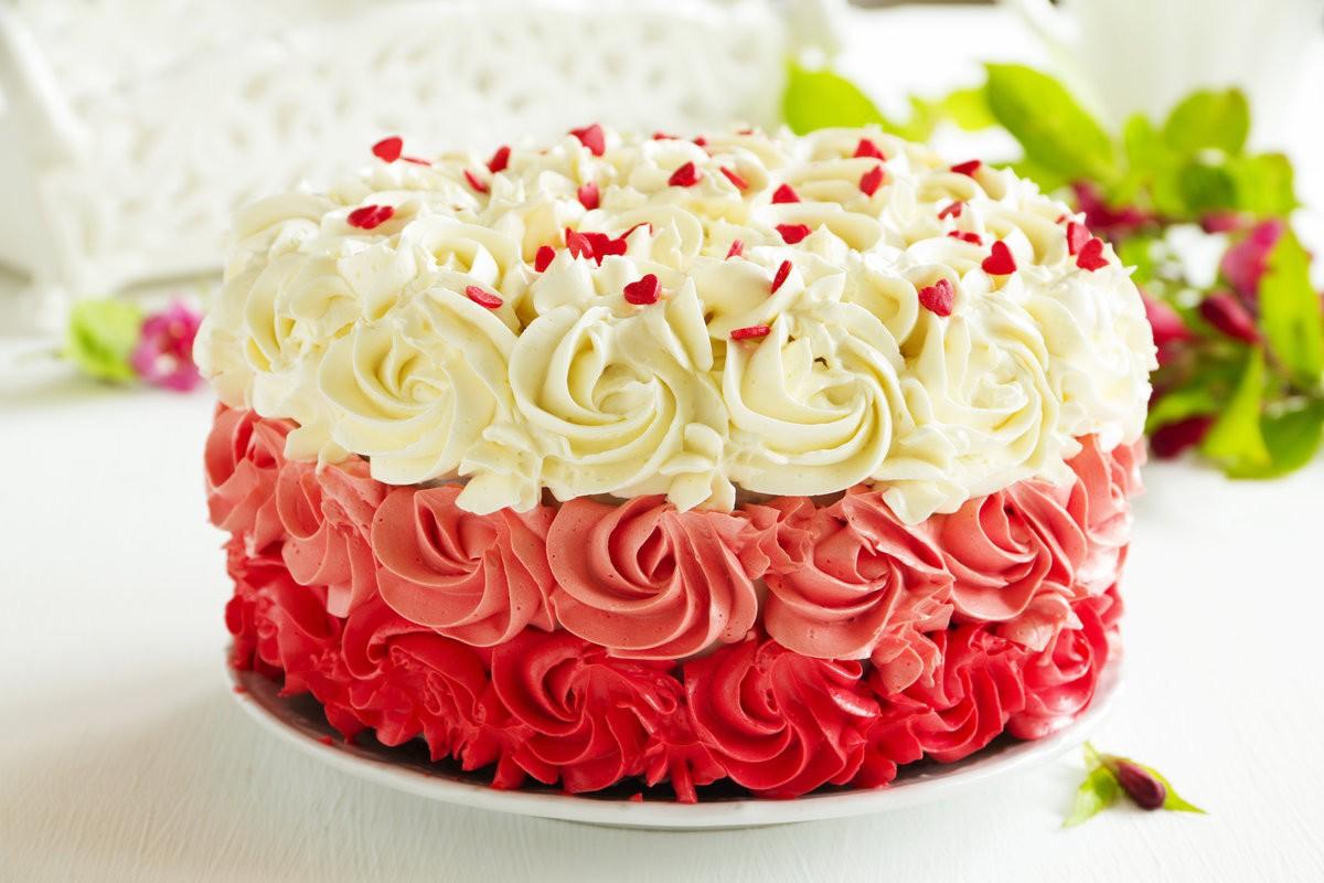 Красивый торт 5