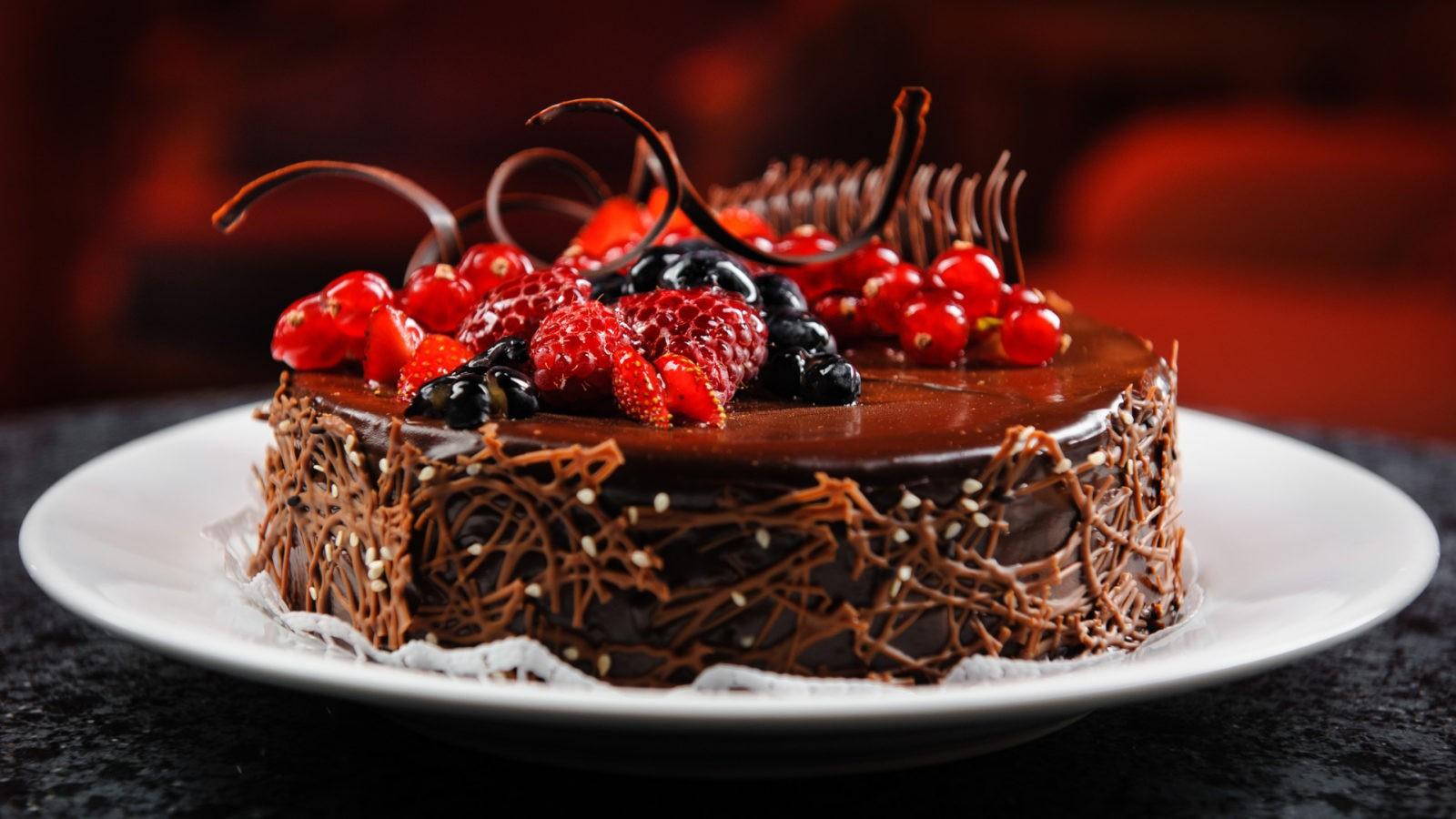 красивый торт 22