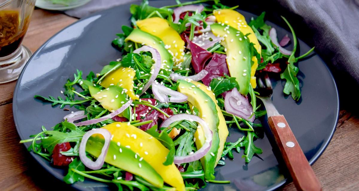 красивый салат 45