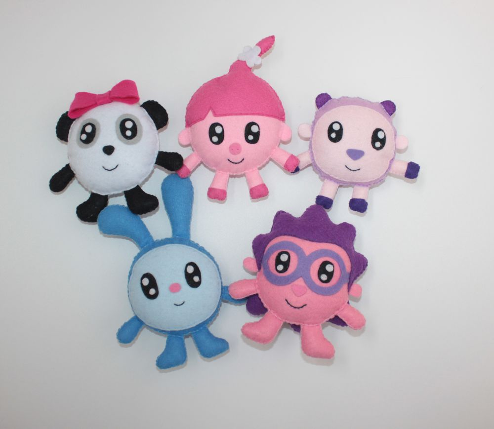 игрушки малышарики