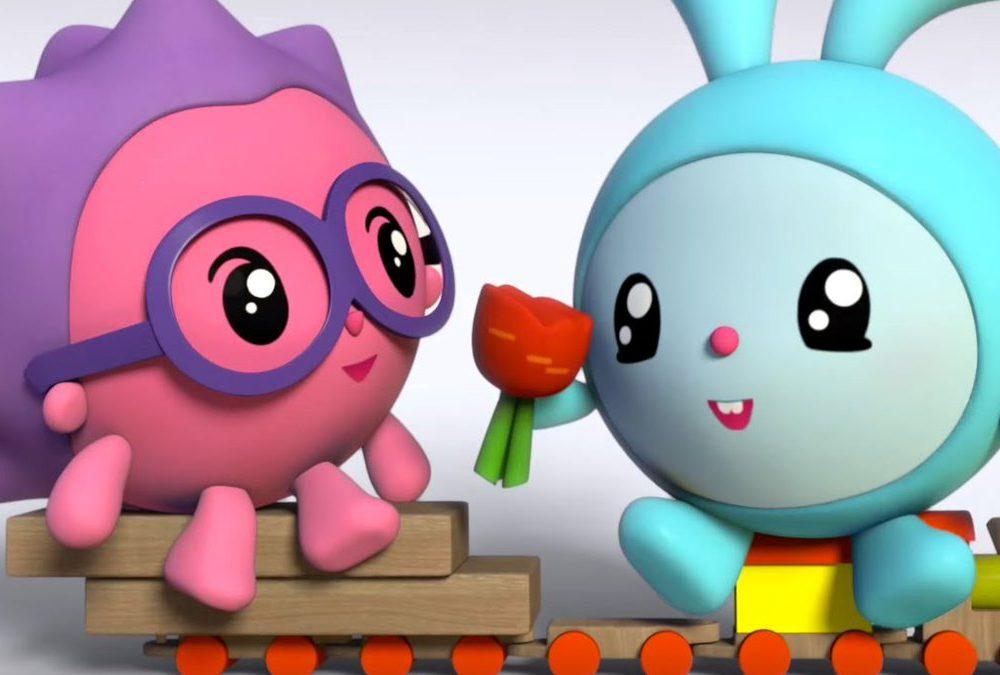игрушки малышарики 2