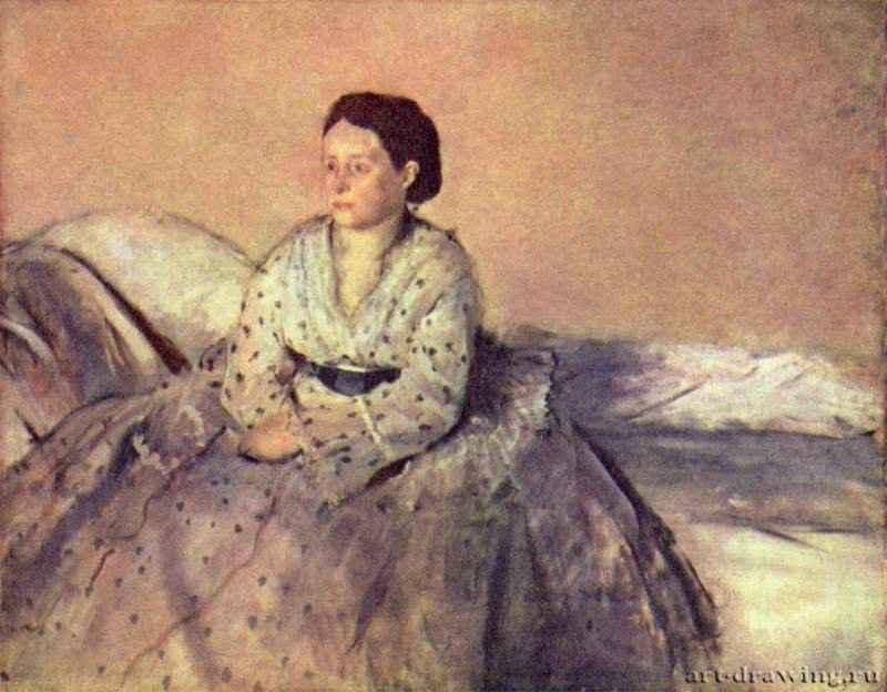 Портрет мадам Рене де Га