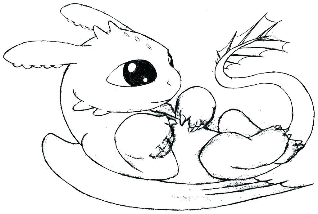 Раскраска Беззубик 10