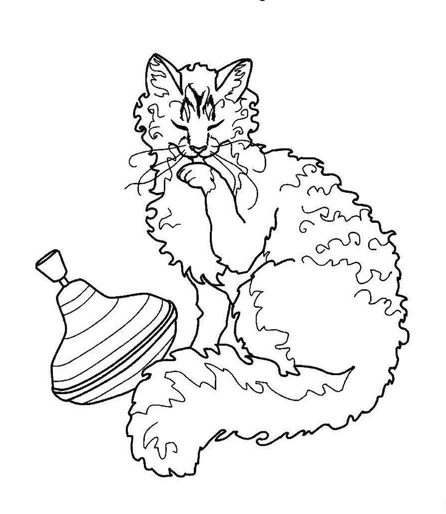 Кошка Ла-Перм
