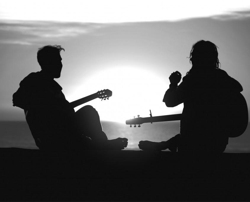 Два гитариста