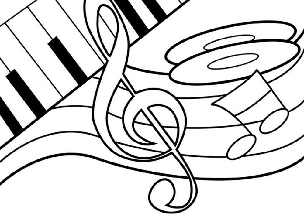символ музыки