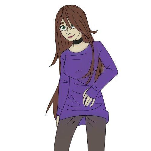 Эшли в цвете 3