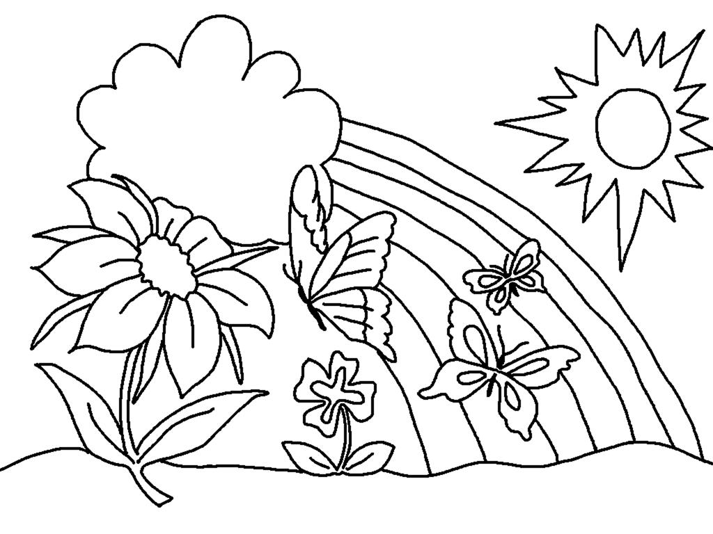 Весёлая радуга 19