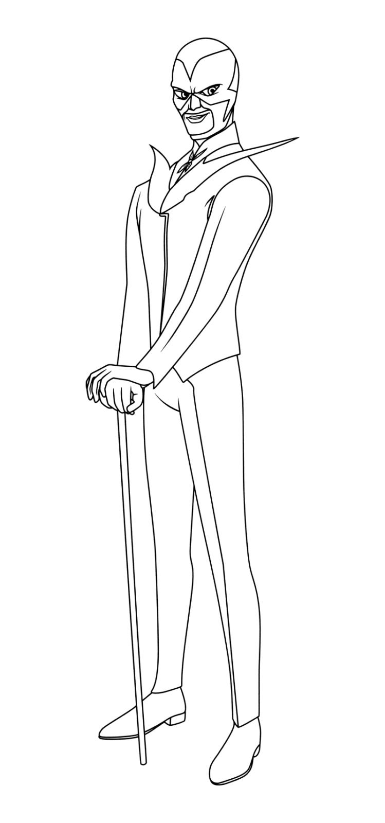 Раскраска Бражник 11