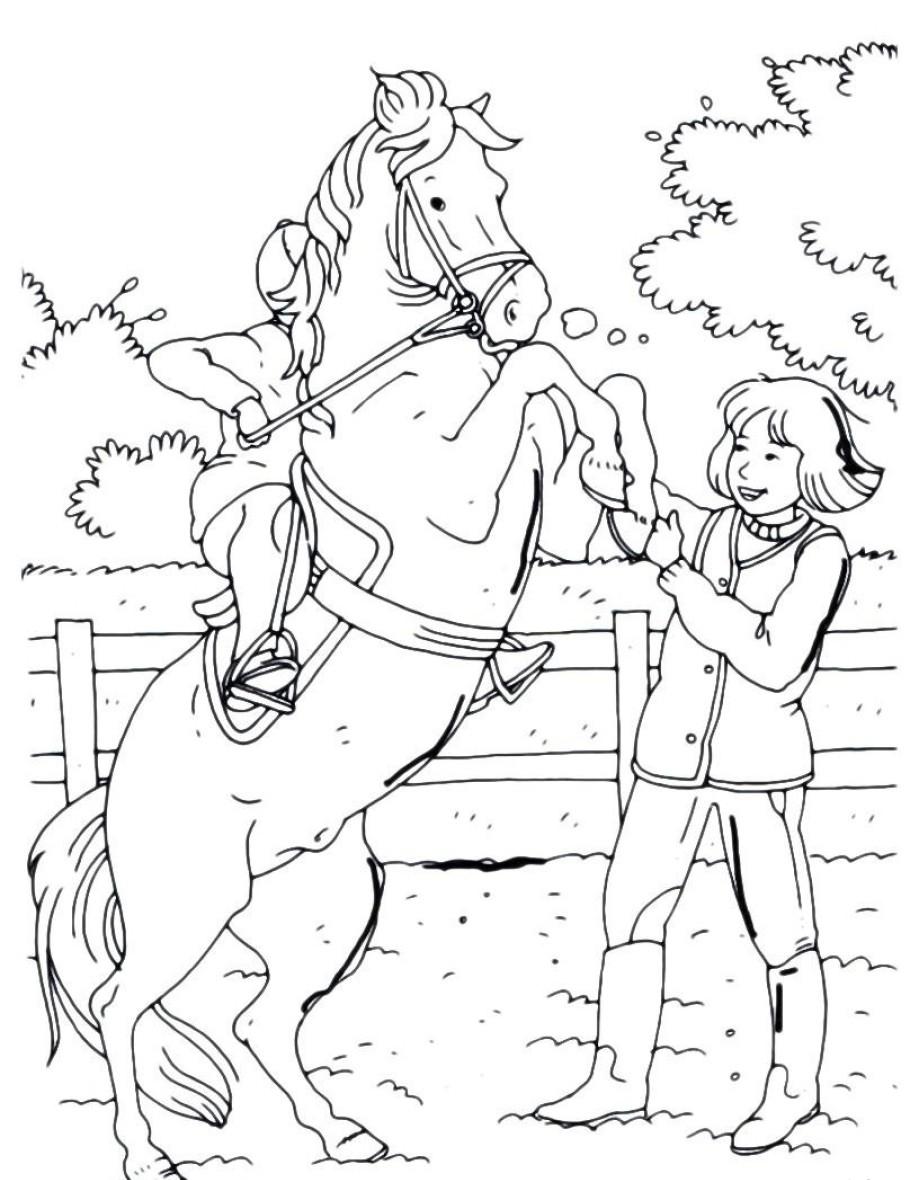 дети с лошадью фото
