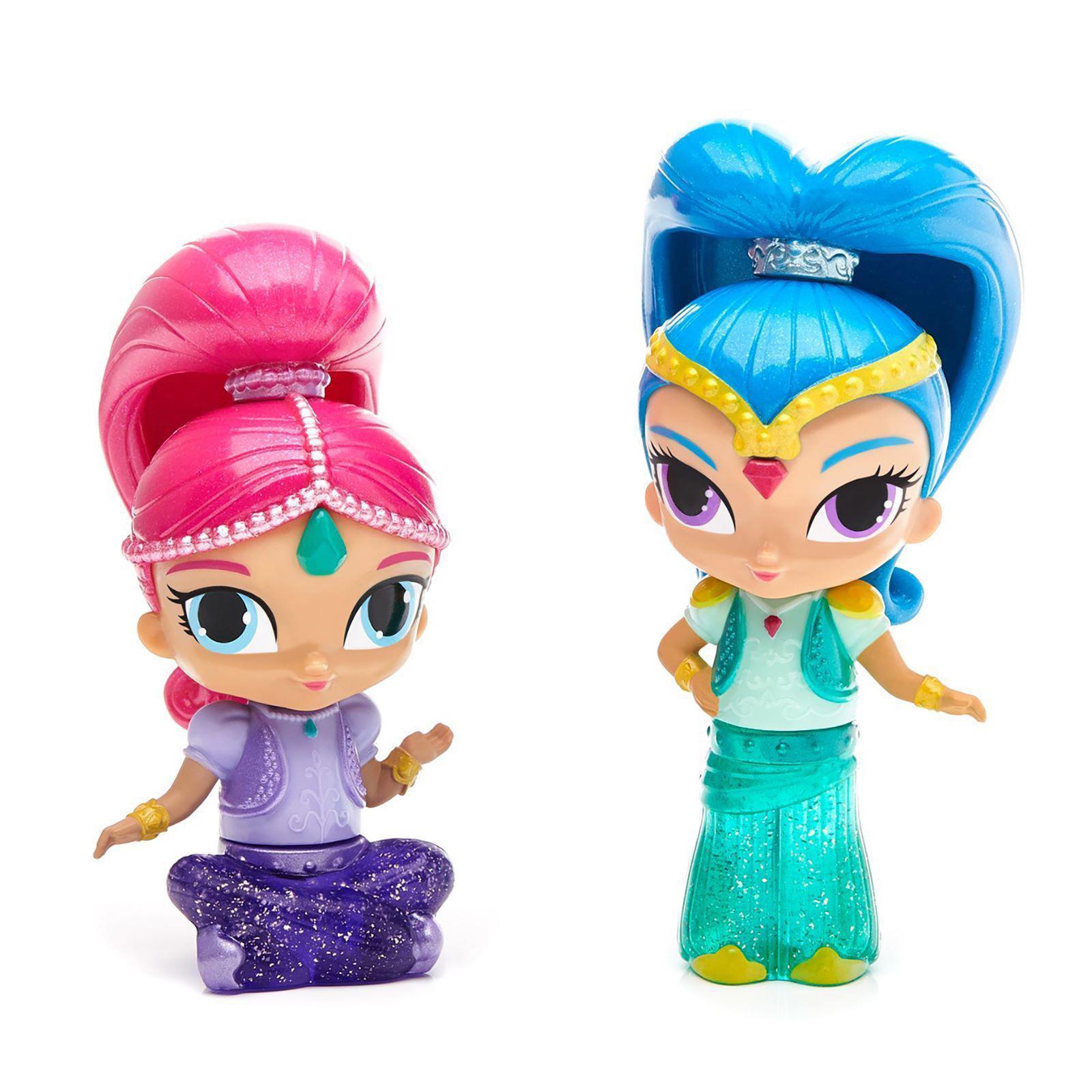 игрушки Шиммер и Шайн
