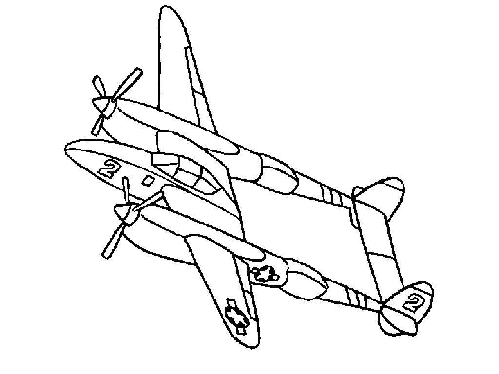 гоночный самолёт