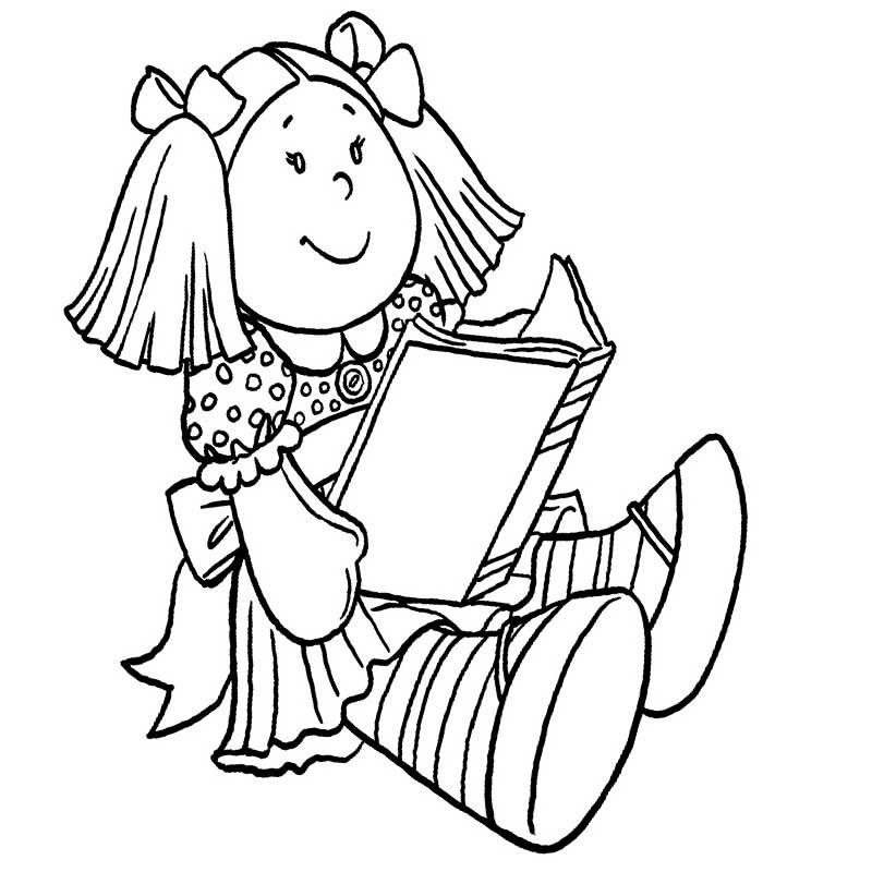 Куколка рисунок