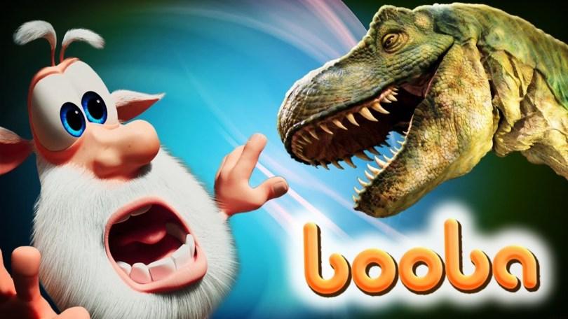 Буба и динозавр