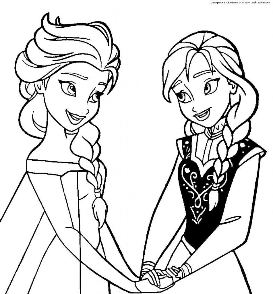 Анна и Эльза фото 3