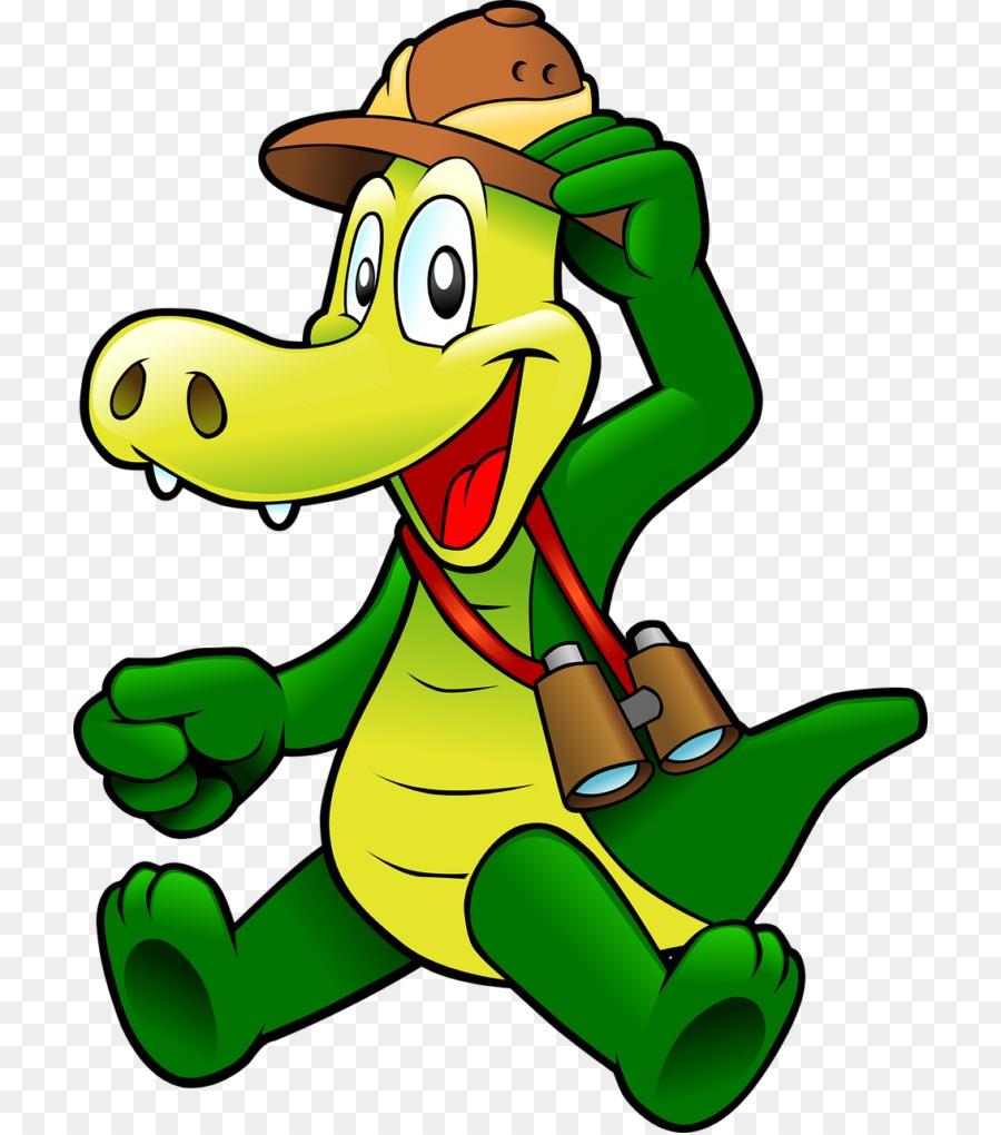 крокодильчик фото