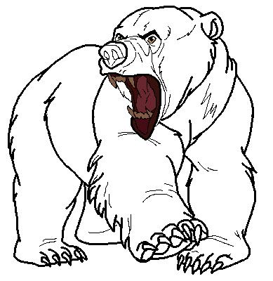 Злой медведь 5