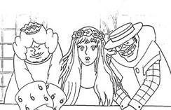 король, принцесса и сыщик